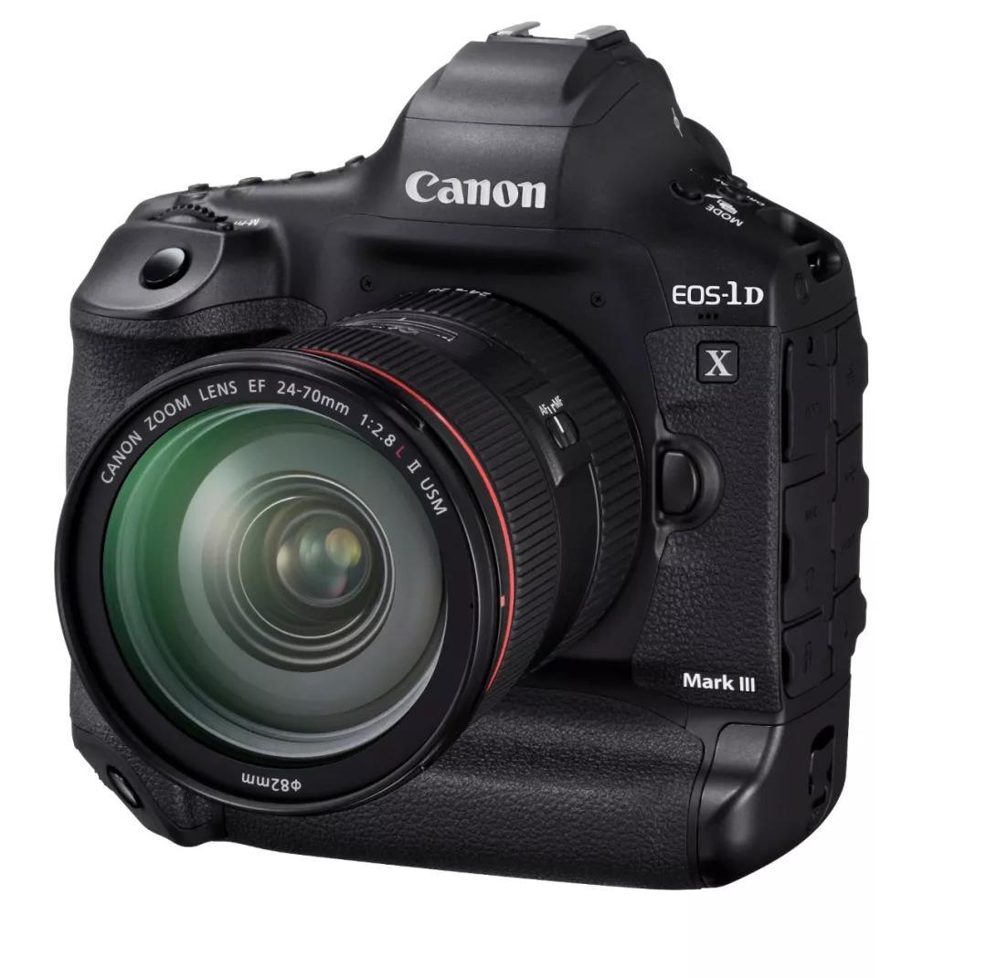 佳能宣布正在开发新的旗舰级数码单反相机EOS-1D X Mark III奔跑的蜗牛txt