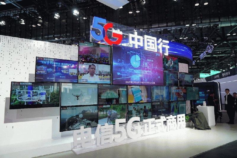 发帖赚钱:5G正式商用,中国电信即将推出全球顶级屏幕的5G折叠屏手机