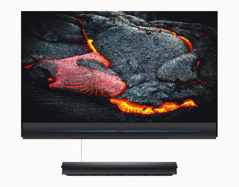 创维W81电视推出 配有滑动摄像头+20多倍导热系数